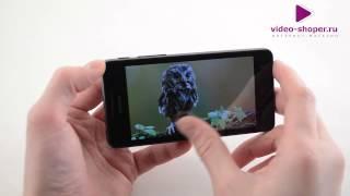 видео обзор смартфона Huawei Honor 7 16 Гб серый