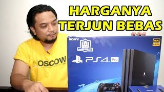 SONY PS4 PRO HARGA PROMO SPECIAL RAMADHAN