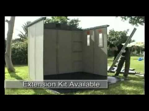 How To Build Apex 8x6 Shed Keter Sheds At Swim In Mp4