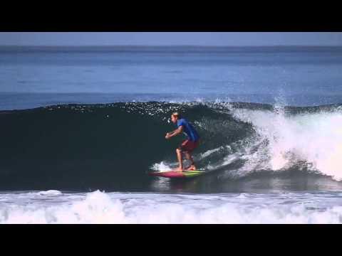 Blue Zone SUP March 2014 w/Colin McPhillips - New board test