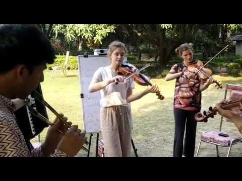 Ethno India 2016: England Workshop