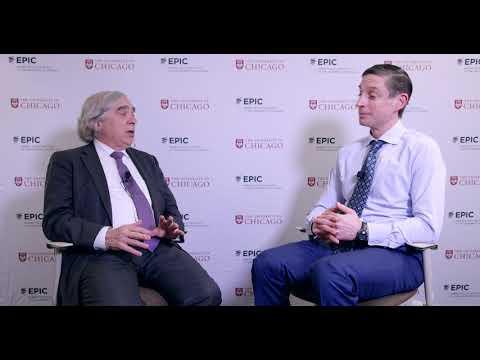 Ernest Moniz On Meeting A Goal Of 2 Degrees Celsius