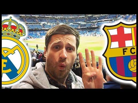 EL CLASICO! REAL MADRID VS BARCELONA! - IMO #14