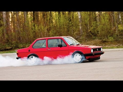 ULTIMATE Volkswagen Jetta VW MK1 A1 Typ 16 GLI Pictures Slideshow Compilation Tribute