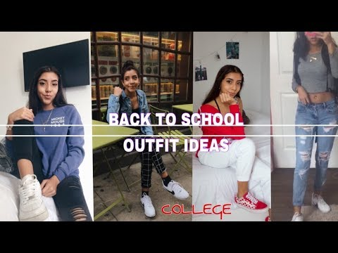 [VIDEO] - BACK TO SCHOOL OUTFIT IDEAS|| OOTW || Jocelynxg 5
