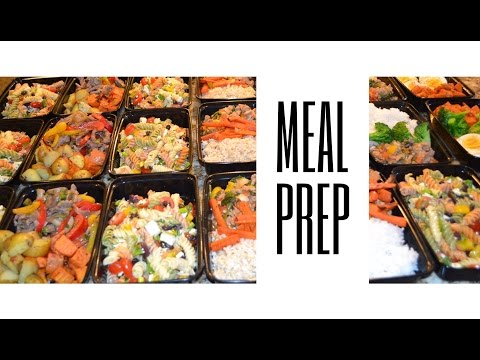 EASY MEAL PREP FOR BEGINNERS
