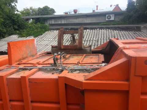 Мусоровоз МКМ 4503  (2011 г.)   шасси КАМАЗ-43253