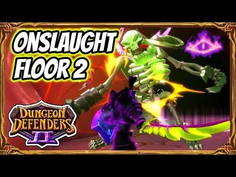 Dungeon Defenders 2   Onslaught Floor 2