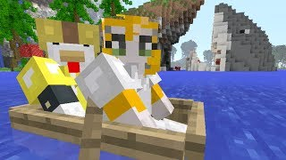 Minecraft Xbox - Ocean Den - Hungry Shark (46)