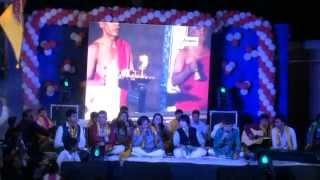 Vithal Vithal Vithala Hari Om Vithala - FALGUNI PATHAK LIVE FROM SAI DARSHAN MANDIR MUMBAI