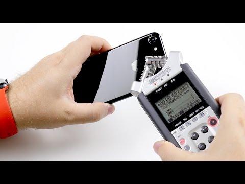 iPhone 7 шипит?