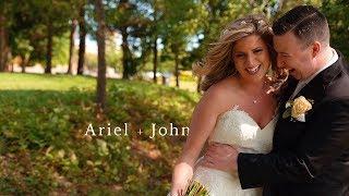 Ariel + John // 6.22.2019