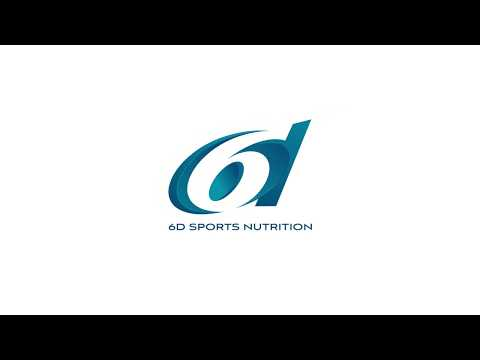 6D Sports Nutrition - Logo Animation