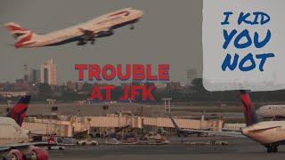 Airport Security & Plane Spotting Troubles