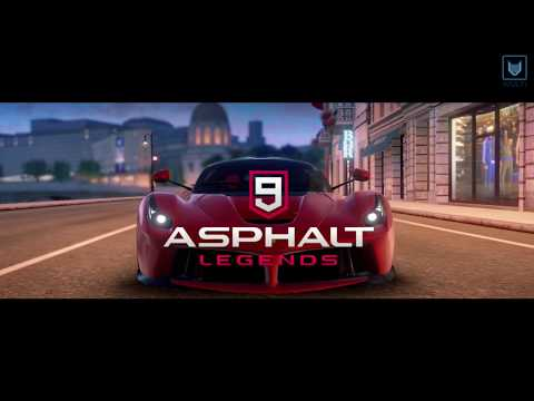 Fast & Cool mobile racing game Asphalt 9: Legends [Tutorial & first gameplay] SBS VR Box Cardboard thumbnail
