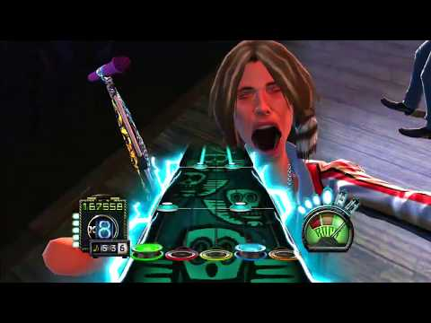 Guitar Hero Aerosmith - Dream On Expert 100% - PS3