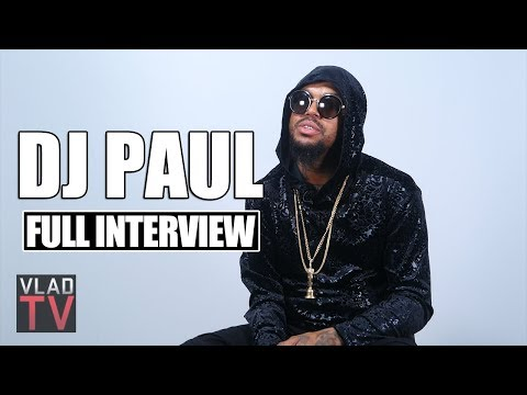 DJ Paul on Yo Gotti & Dolph, Juicy J, Pimp C, Bone Thugs Diss (Full Interview)