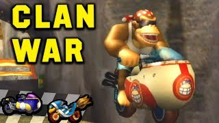 Download Mario Kart Wii Vehicle War: Spear vs Magikruiser (150cc) Mp3 and Videos