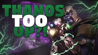 20 Kills WIth Thanos?! - New LTM Thanos Gameplay - Fortnite Battle Royale