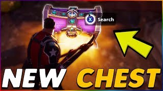 *NEW* CHEST FOUND IN FORTNITE! Ultra Legendary Loot Chest?! (Fortnite Battle Royale Secrets)