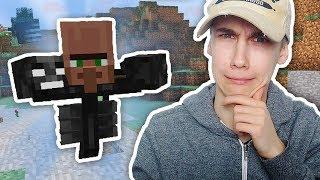 Minecraft GRAPPIGE MOBS MOD! | MEGA KIP, BIGMAN EN VILLAGER GHAST! (LOL!)