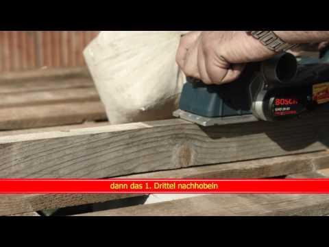 Video Kurzfilm Hobel