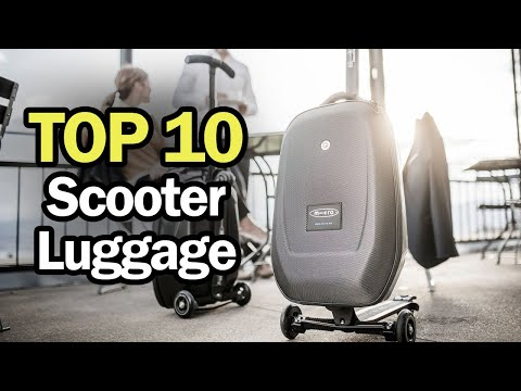 Scooter Luggage [Best 10 In 2019]