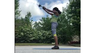 20MIN: MORNING ENERGY BOOST BOOTCAMP!