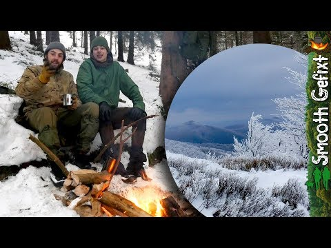 Winter Wilderness Expedition - Announcing our new Bushcraft & Survival series!