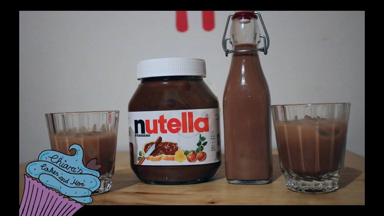 Nutella Likör Selber Machen