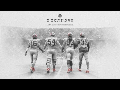 2017 Ohio State Football: The Brotherhood