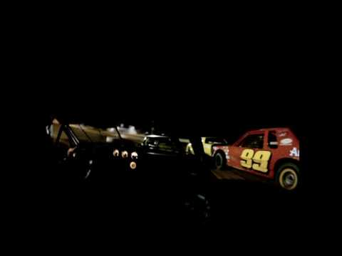 Street Stock Racing at Trail-Way Speedway 5/31/13