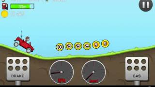 Android Game - Jeep Racing Level 2