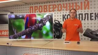 Видеообзор телевизора DOFFLER 55DUS 93 со специалистом от RBT.ru