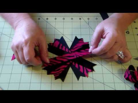 HOW TO make spikes for hairbows