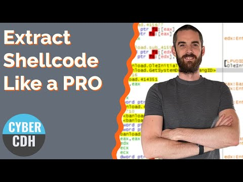 Extract Shellcode from Fileless Malware like a Pro