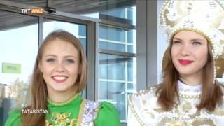 Tatar Kızları Bizleri Bu Tatlı ile Karşıladılar - Ay Yıldızın İzinde - TRT Avaz