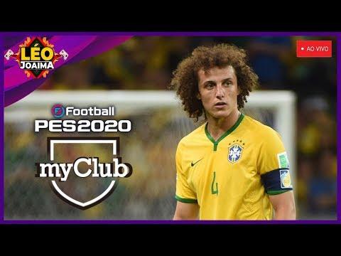 eFootball PES 2020 MYCLUB - EU SÓ QUERIA DAR ALEGRIA AO POVO (AO VIVO)