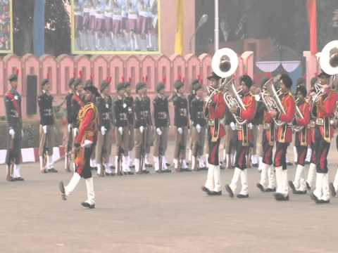 SAINIK SCHOOL, KAPURTHALA BAND