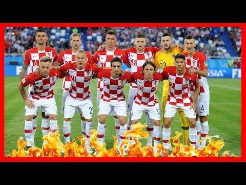 Warum Kroatien die WM gewinnt !