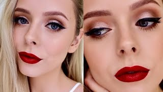 Glam Holiday Makeup Tutorial