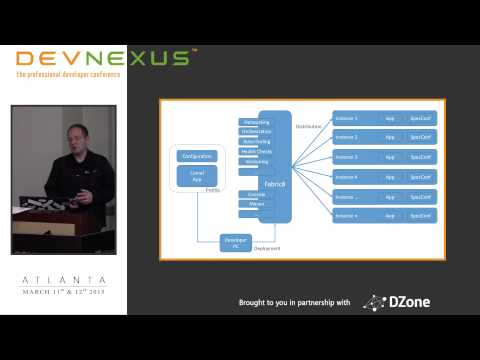 Devnexus 2015 - Take Apache Camel to the Cloud with Fuse on OpenShift - Markus Eisele