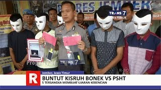 Video TRANS7 JAWA TIMUR - Pengujar Kebencian Bonek VS PSHT Ditangkap download MP3, 3GP, MP4, WEBM, AVI, FLV September 2018