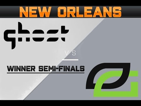 Ghost Gaming vs Optic Gaming | Winners Bracket Semi-Finals | Gears Pro Circuit New Orleans