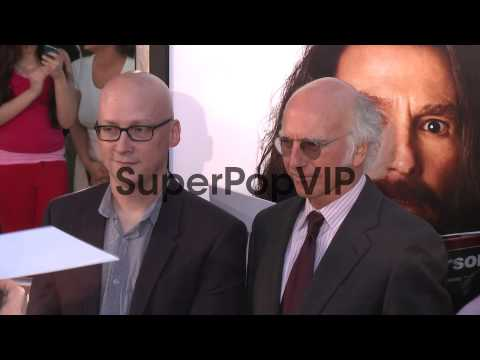 Greg Mottola, Larry David at Clear History Los Angeles Pr...