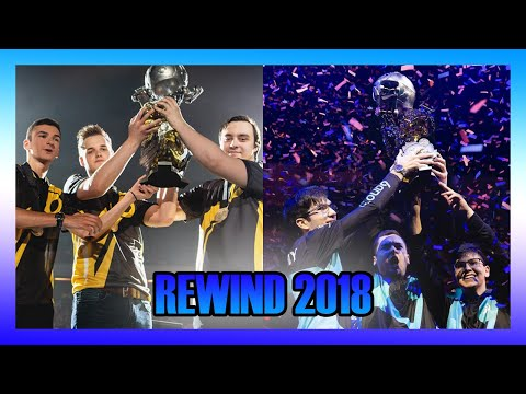 ROCKET LEAGUE REWIND 2018 thumbnail