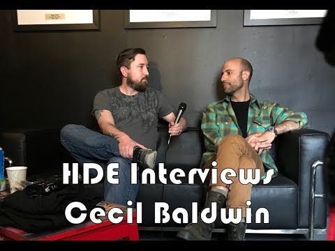 WTNV Cecil Baldwin Interview - HDE