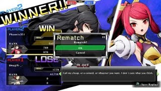 BLAZBLUE CROSS TAG BATTLE Not feeling the game atm