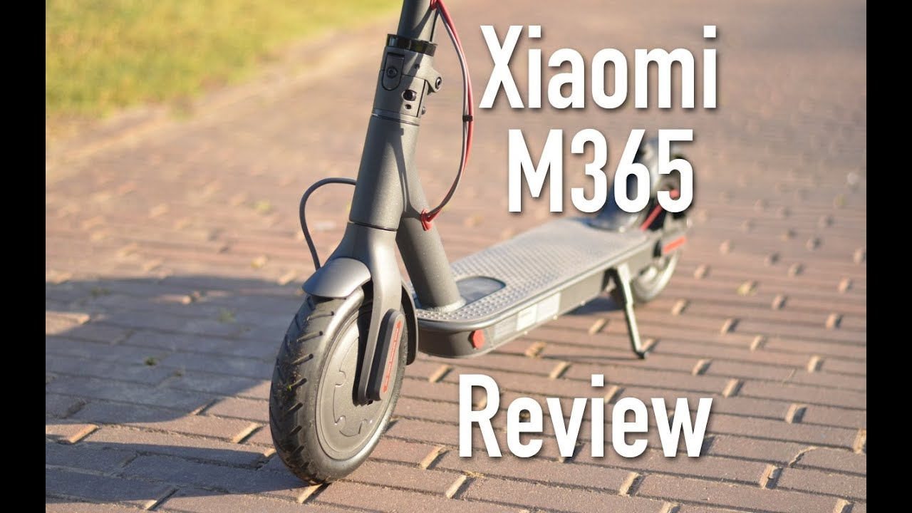 Xiaomi m365 electric scooter review: 2-wheeled EV fun for