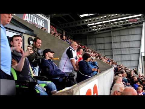 The Bay Trophy - Morecambe FC V Lancaster City FC - With The Bay Radio